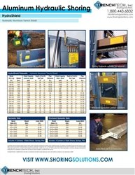 Aluminum Hydraulic Shoring 9 - Catalog