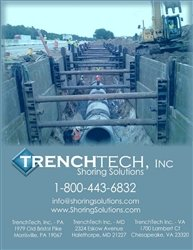 TrenchTech, Inc. - Trench Shoring Solutions - Product Catalog
