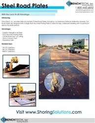Steel Road Plate - Catalog