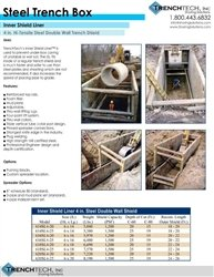 Steel Trench Box 7 - Catalog