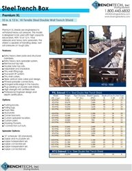 Steel Trench Box 6 - Catalog