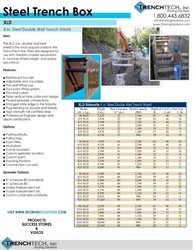Steel Trench Box 2 - Catalog