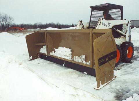 Snow Bucket - Misc Equipment