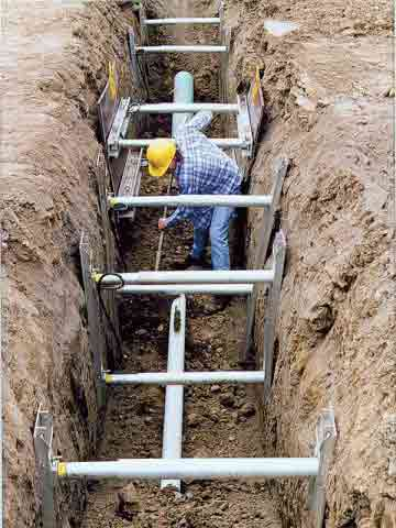 Trenchtech Inc Virginia Branch Chesapeake Va Trench