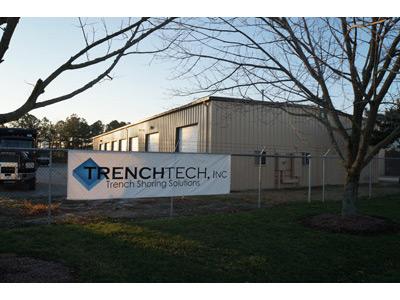 Trenchtech Inc Virginia Branch Chesapeake Va Trench