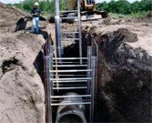 Hydraulic Shoring - TrenchTech