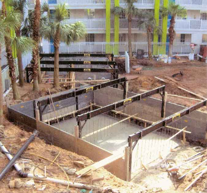 Arches and Spreaders,Aluminum Trench Box success story